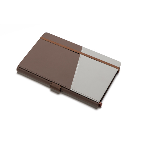 custom hardcover notebook lay flat