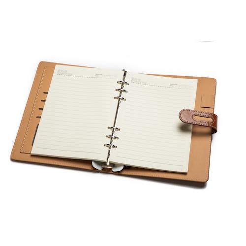 Wholesale planner notebooks open