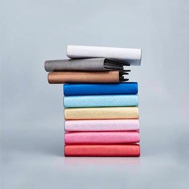 custom hardcover planner stack