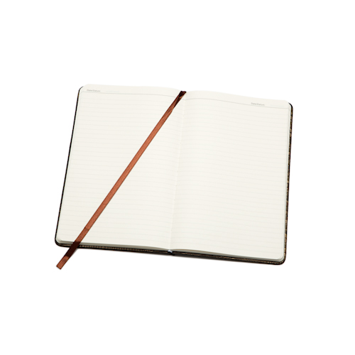 custom printed notebooks with bookmark
