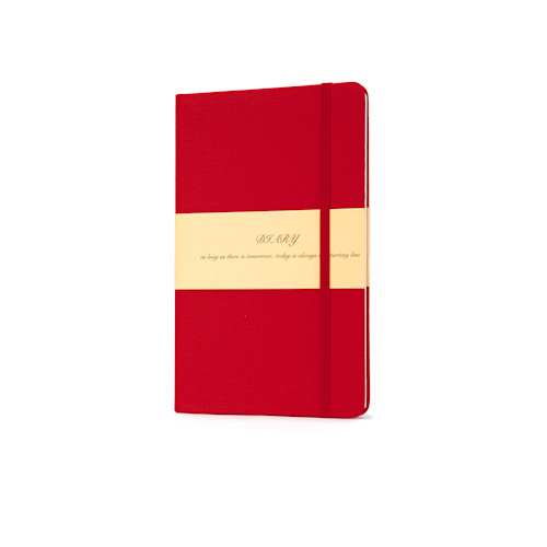 customised diary planner