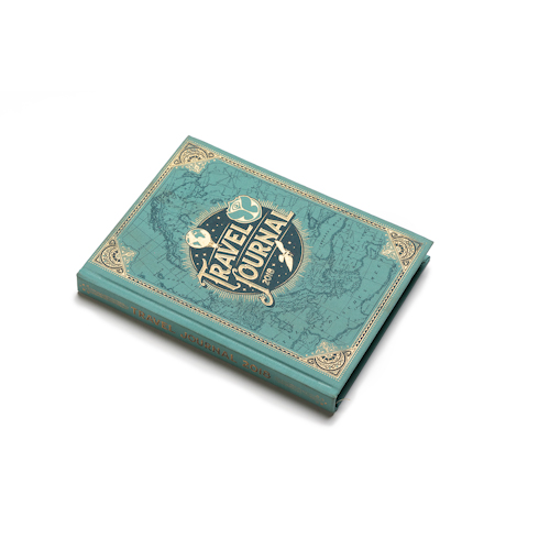 embossed journals lay flat