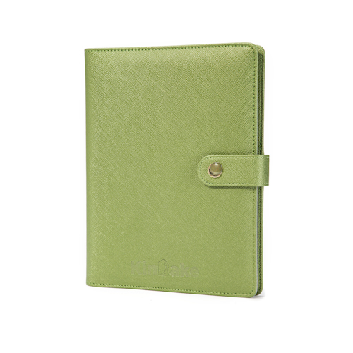 personalized refillable notebooks