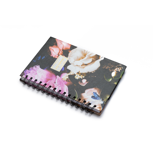 promotional spiral notebooks lay flat