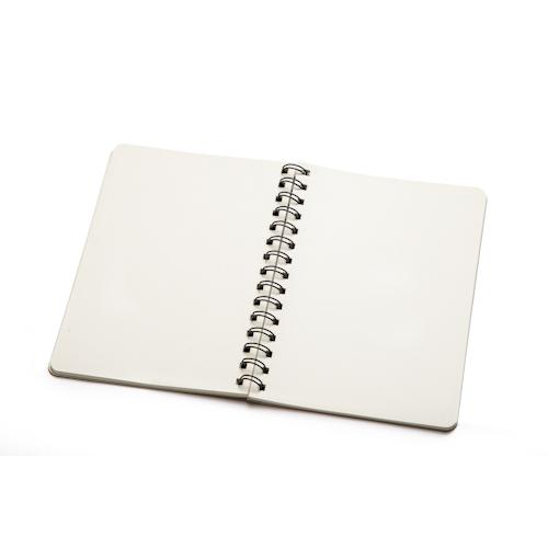 wholesale custom spiral notebooks open